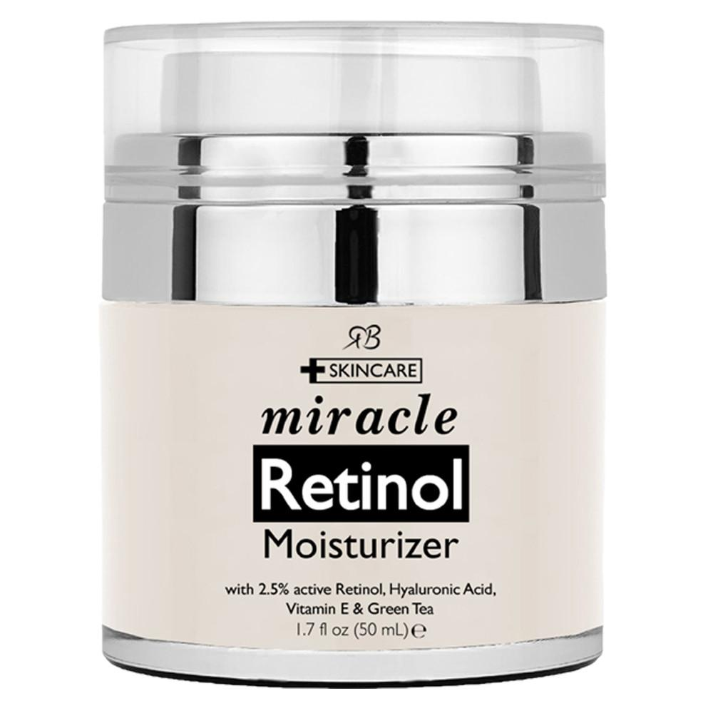 Baebody Retinol Moisturizer Cream for Face and Eye Area
