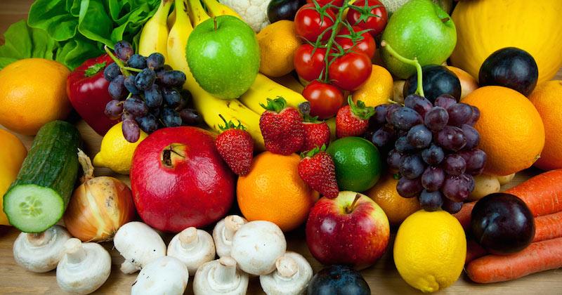 What should I eat to improve my health and skin?