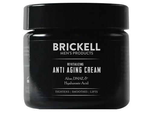 3. Brickell Men's Restoring Eye Cream for Men, Natural & Organic Anti Aging Eye Balm To Reduce Puffiness, Wrinkles, Dark Circles, & Under Eye Bags - .5 oz